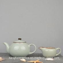 Цвет Застеклил Керамический Комплект Чая
