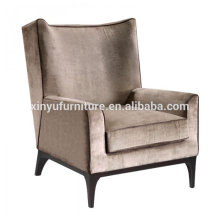 modern wooden hotel room chair XYD239