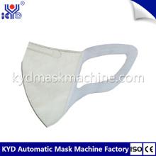 Equipamentos de fabricação de máscaras contra poeira ativadas em super alta velocidade