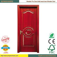 Double Wood Door Room Door Iron Door
