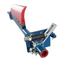 Belt conveyor cleaner blade Polyurethane Head cleaner triangle blade