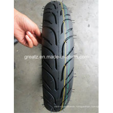 Tubeless Motorcycle Tyre/Tire 100/90-10 with ISO9001