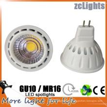 Lámpara del proyector LED de 12V MR16 6W LED (MR16-6W)