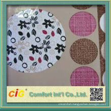 Fashion new design elegant waterproof soft pvc film for kitchen as table cloth