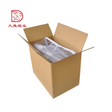 Good quality eco friendly recyclable wholesale cardboard packaging box