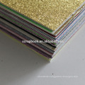 High quality thick texture holographic card with all kinds color