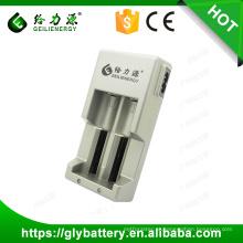Carregador universal para bateria Li-ion recarregável 14500 17670 18650