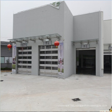 Overhead Cheap Glass Garage Doors
