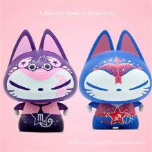 Venta al por mayor de juguete de plástico de juguete de plástico Mini Kitty China ICTI