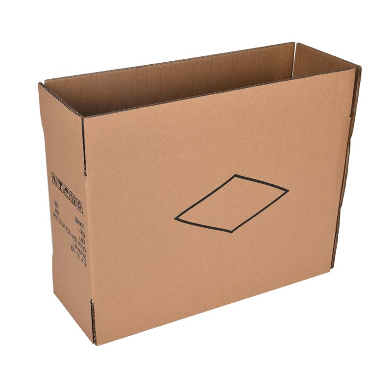 the seven-layer logistics cartons