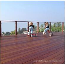 Ipe Beach Decking Wood Flooring for Exterior Usage