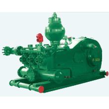 Pompe à boue à piston à simple effet tripolaire F-800 (HP)