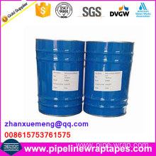 Liquid adhesive primer for oil gas pipeline
