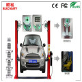 Multi-lift Wheel Alignment Machine