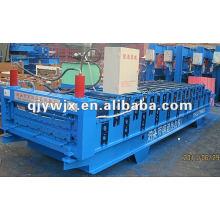QJ Galvanized Double Layer Roof Teile Machine
