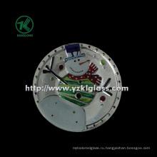 Одностенная цветная стеклянная пластина от SGS (KLP110824-51)