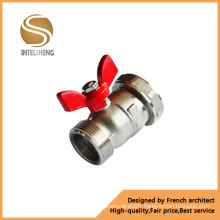 316 Valve Angle Valve Butterfly Handle Ball Stainless Steel Valve