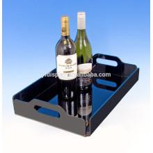 Acryl-Tablett für Wein