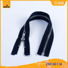 Oeko-tex Standard Cheaper Custom Metal Zipper ZM10011
