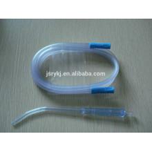 Tubo de cateter de sucção cirúrgica estéril de alta qualidade