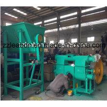 Machine de presse de briquette de paille de haute capacité à vendre