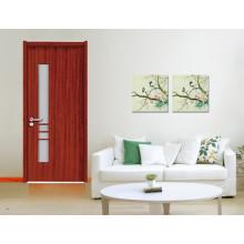 Portes en bois de conception populaire dans dubai E-S020