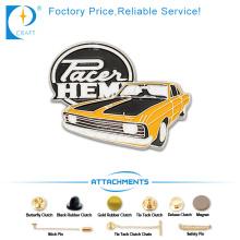 Pacei en forme de voiture badge Intech produit fabriqué en Chine