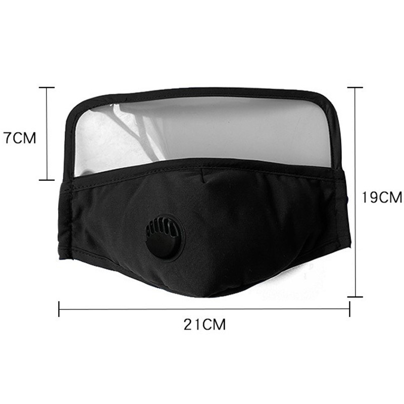 Cotton Full Face and eyes Screen Protective Mask