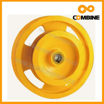 Farm Machine Rope Pulley 4C3035