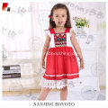 boutique red dress christmas Well dressed