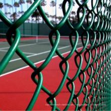 Valla de seguridad / cerca de malla de alambre / cerca de diamante