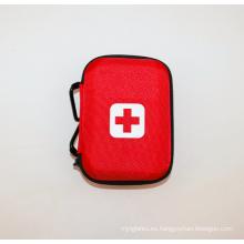 Inicio Exterior Coche Botiquín de primeros auxilios Bolsa de EVA