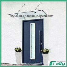 Polycarbonat-Blech-Aluminium-Legierung Patio-Vordächer