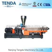 Recycled Plastic Machine with Strand Pelletizing System