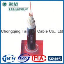 Günstige Wolesale Preise Automotive PVC-isolierte nicht ummantelte Kabel