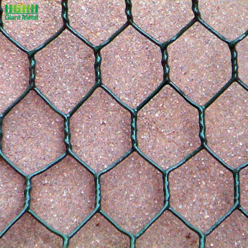 Double Twisted Galvanized Hexagonal Poultry Chicken Wire
