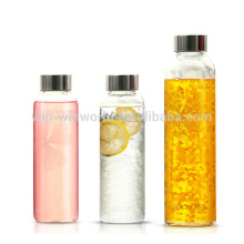 Yingmaode Houseware Custom Portable Sport Glass Water Bottle 750ML