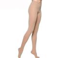 Medizinische Kompressionsstrümpfe mit hohem Absatz über Knie für Krankenschwester mit CE ISO