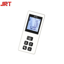 JRT ultrasonic distance measure with laser pointer precision laser speed distance measurement