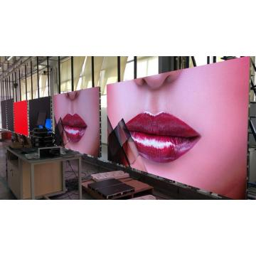 P1.56 Schermo LED UHD Video Wall Display