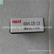 Bearing 6304 NACHI Japan 6304 Zze C3