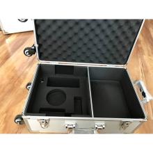 Caja de aluminio Allloy con revestimiento de EVA