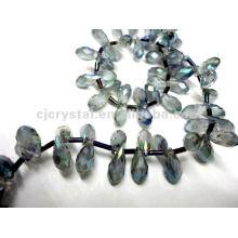 Nuevos granos de cristal baratos del estilo 6m m de la venta caliente