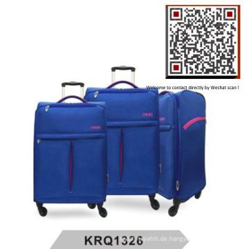 Ultra Light 4wheels Nylon Soft Gepäck (KRQ1326)