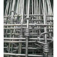Оцинкованный шарнирный забор для крупного рогатого скота