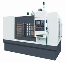 CNC Frezarka pionowa do metalu