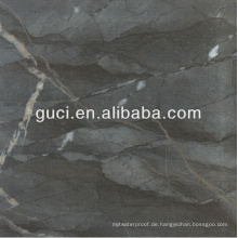 schwarze Bodenfliese 24x24 und glückliche Böden Fliesen Feinsteinzeug