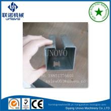 Perfil de aço com perfil frio feito sob medida personalizado