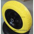PU Foam Tire Manufactured in Qingdao
