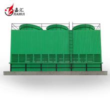 Uso de ahorro de energía industrial de bajo precio y torre de enfriamiento de bajo ruido enfriada por agua
